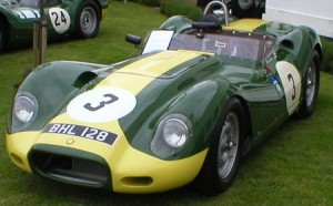 The Lister Jaguar